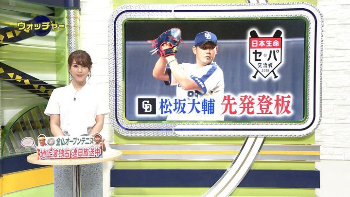2018年05月30日鷲見玲奈の画像01枚目