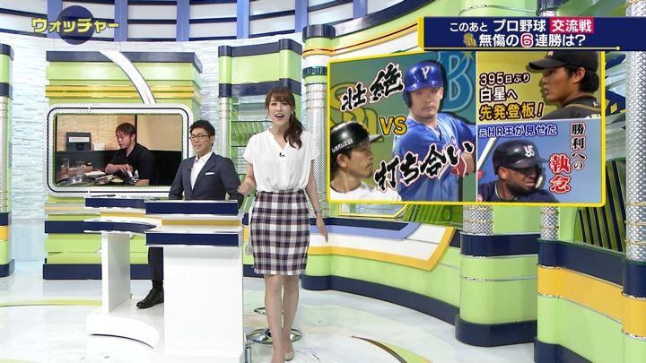 2018年06月03日鷲見玲奈の画像10枚目