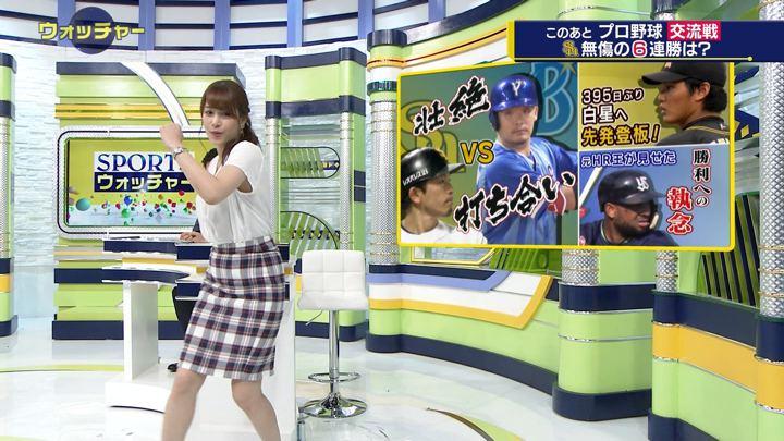 2018年06月03日鷲見玲奈の画像12枚目