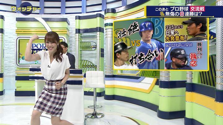 2018年06月03日鷲見玲奈の画像14枚目