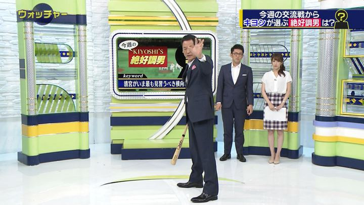 2018年06月03日鷲見玲奈の画像17枚目