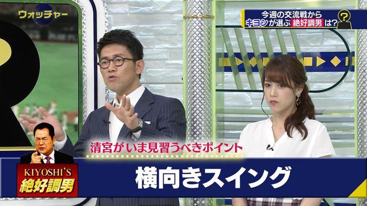 2018年06月03日鷲見玲奈の画像19枚目