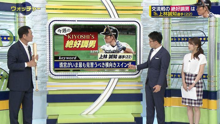 2018年06月03日鷲見玲奈の画像22枚目
