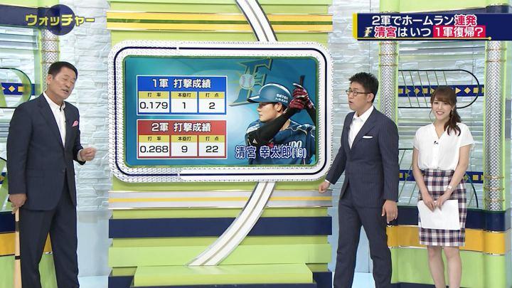 2018年06月03日鷲見玲奈の画像24枚目
