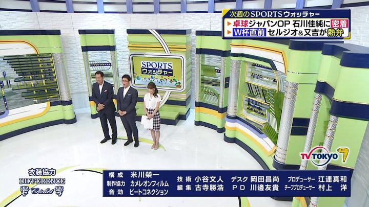 2018年06月03日鷲見玲奈の画像35枚目