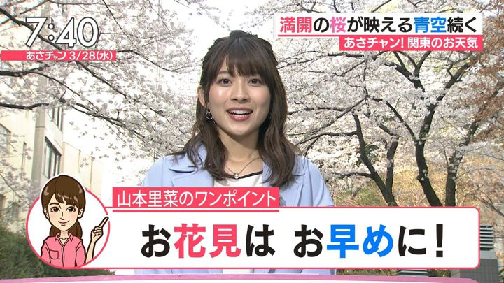 2018年03月28日山本里菜の画像15枚目