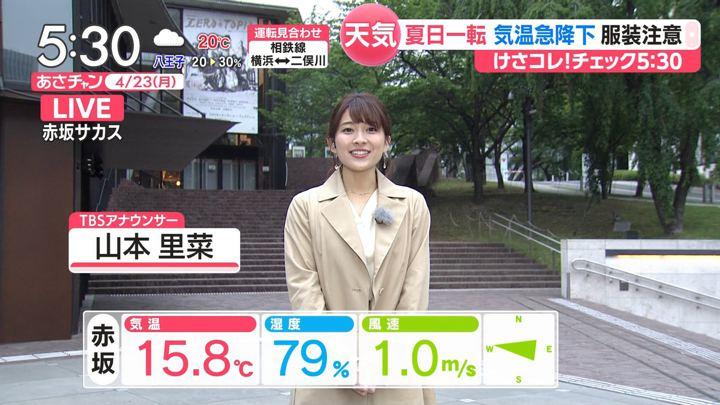 2018年04月23日山本里菜の画像01枚目