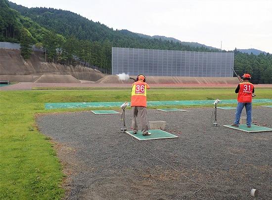 2018.06.05安全狩猟射撃大会1