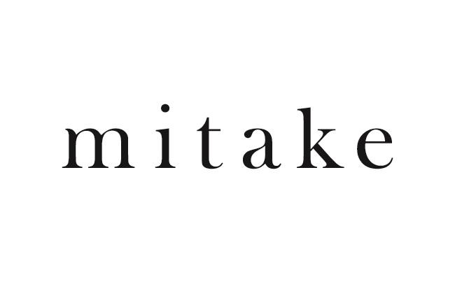 mitake logo blog