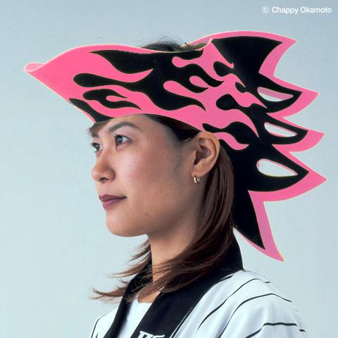 阪神タイガース応援グッズ帽子「カブリエール!」