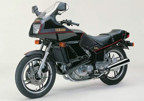 Yamaha XZ 550D