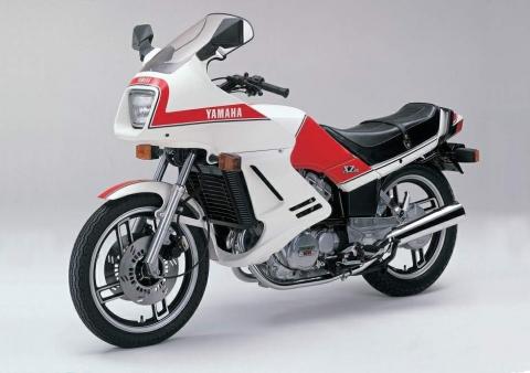 Yamaha XZ 400D