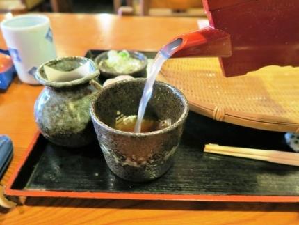 18-3-30 蕎麦湯