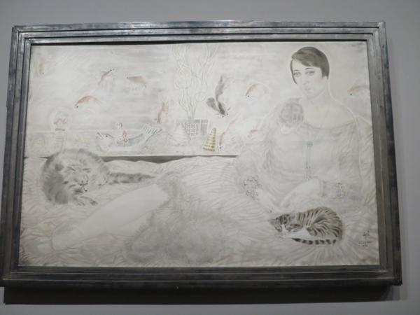 AAA PORTRAIT DE MME HELENE L-B 1924