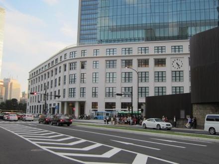 東京中央郵便局④