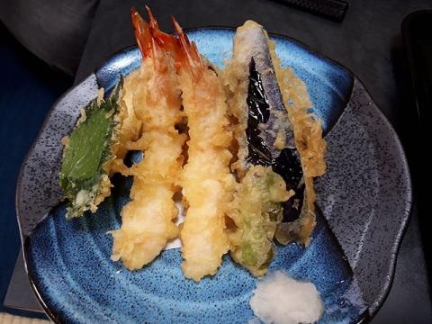 むろしま・H30・5 天ぷら