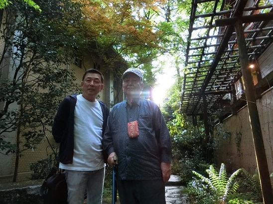 石澤秀二先生とわたし