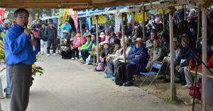 0EIkwA8X「沖縄が負けないのは、民衆の力があるから」