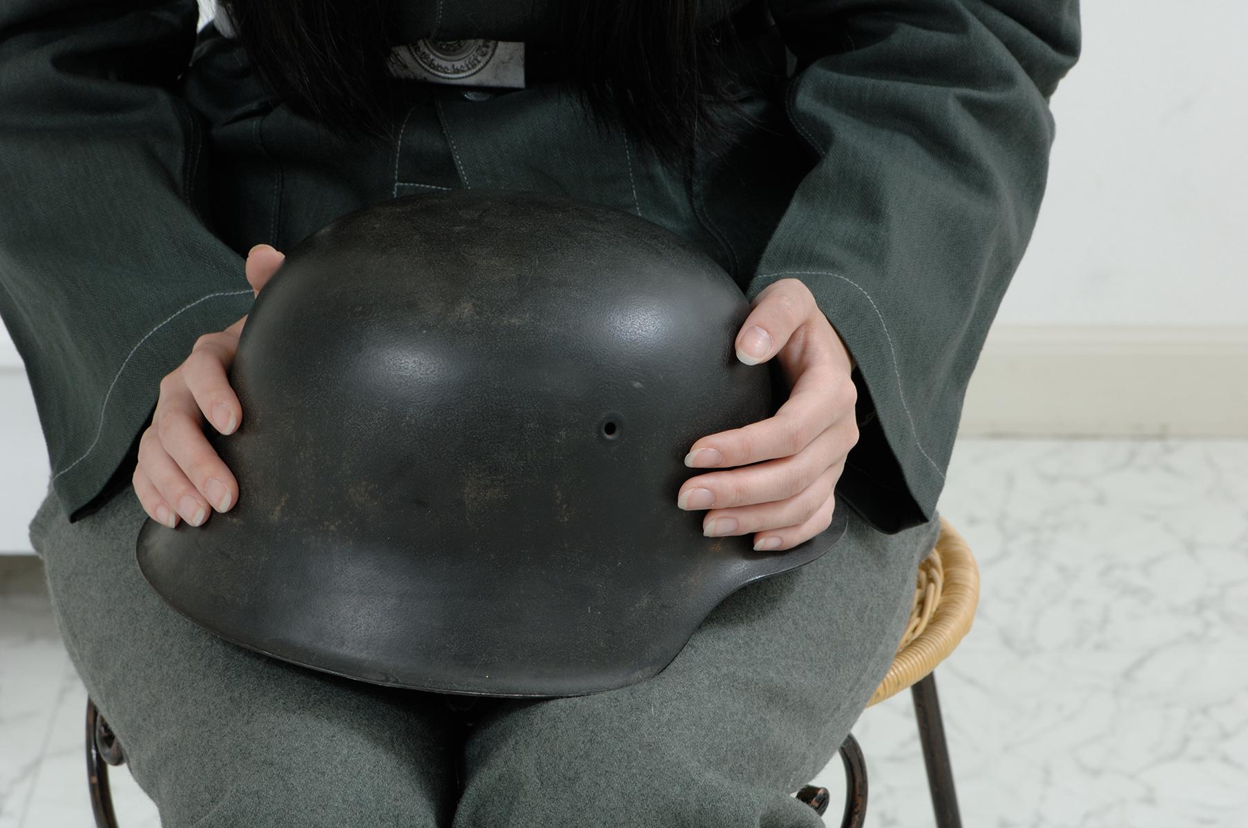 M42型ヘルメット