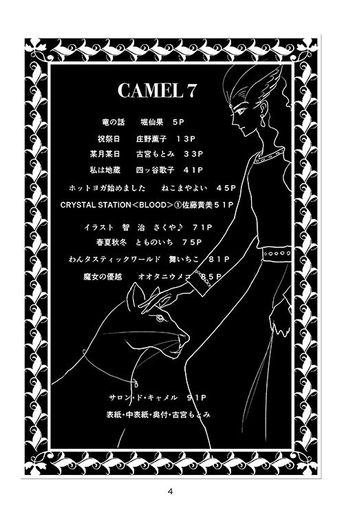 camel7目次
