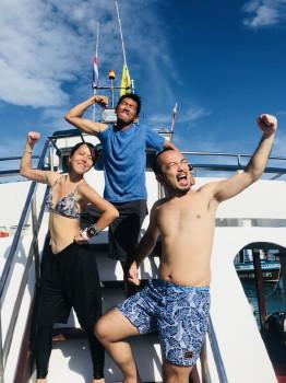ダイビング免許、ライセンス、OW、オープン