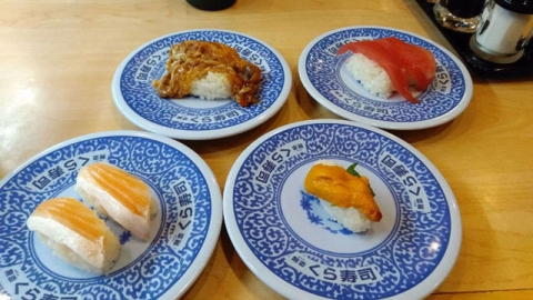 くら寿司 2-1