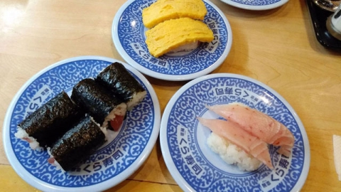 くら寿司 2-2