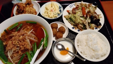 中華料理 千代 1