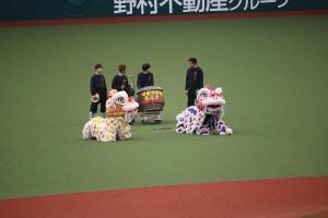 台湾獅子舞