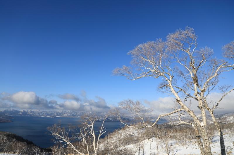 藻琴山展望台より 44810001