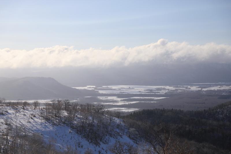 藻琴山展望台より 44890001