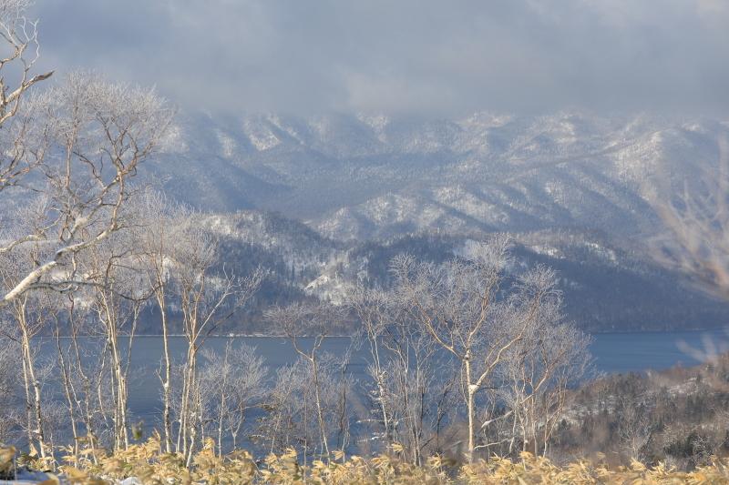 藻琴山展望台より 44990001