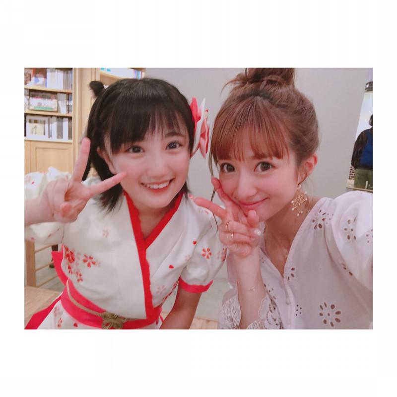 辻希美ブログ20180424にふなっき(1)