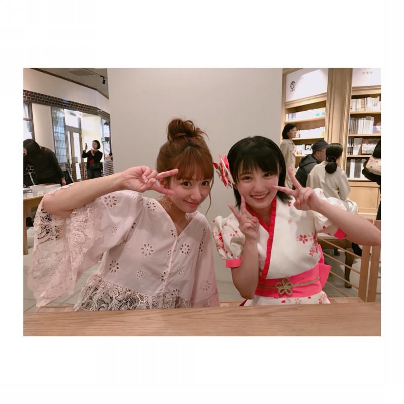 辻希美ブログ20180424にふなっき(2)