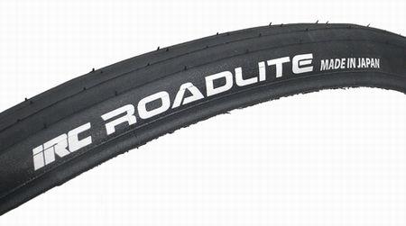 IRC TIRE(アイアールシー/井上ゴム工業) ROAD LITE (ロードライト) (WO) 700Cタイヤ  (K-84)