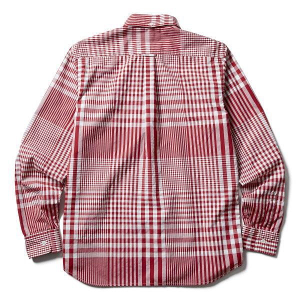 SOFTMACHINE SABER ROSE CHECK SHIRTS