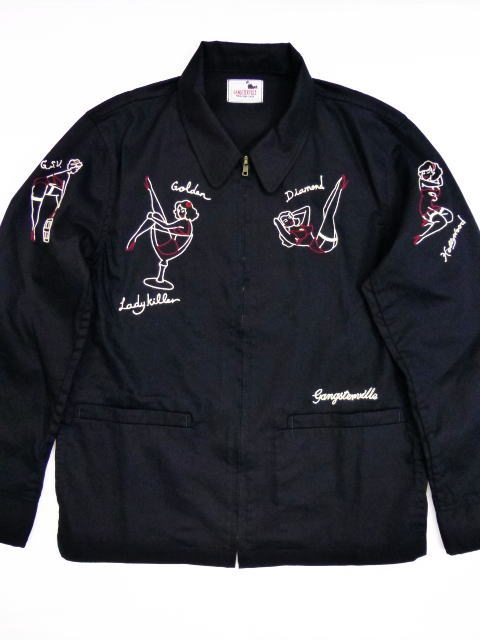 GANGSTERVILLE LADY KILLER-JACKET