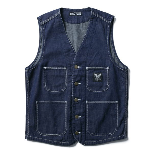 SOFTMACHINE RAILROADER VEST
