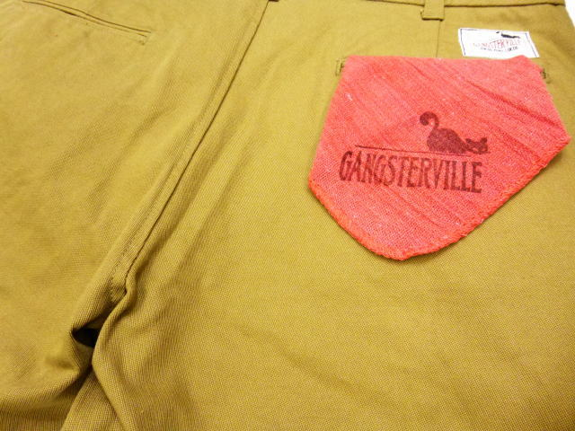 GANGSTERVILLE GREASER-PANTS