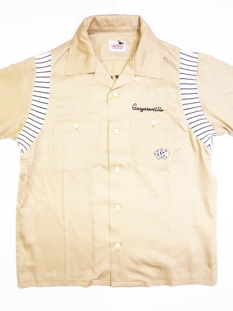 GNAGSTERVILLE JACKPOTS-S/S BOWLING SHIRTS