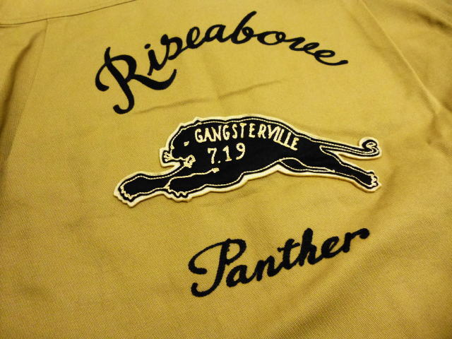 GANGSTERVILLE GREASER-S/S SHIRTS