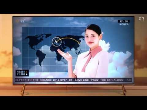 反日活動?東方神起 TVXQ! 동방신기 [Love Line] MV 日本地図削除?