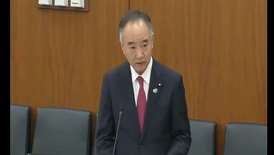 三宅議員NHKの中には相当数外国籍の職員さんがいらっしゃると思いますけど、その国別、或いは人数をですねちょっとお答え頂きたいと思います