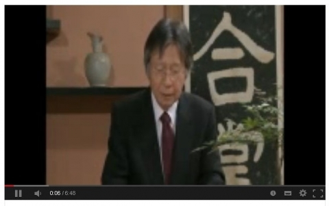 馬渕睦夫元大使 「じつは日本のテレビ界に『外国人』が入り込んでいるんですね!」