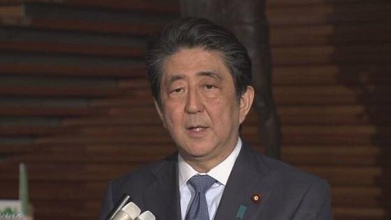 安倍総理大臣は、記者団が「日本が蚊帳の外に置かれるという懸念があるが」と質問したのに対し、「全く無い。先般、トランプ大統領とゆっくりと話をして、基本的方針では一致している。それを受けてムン大統領とも話