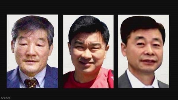 北朝鮮で拘束のアメリカ人3人解放 米大統領が明らかに