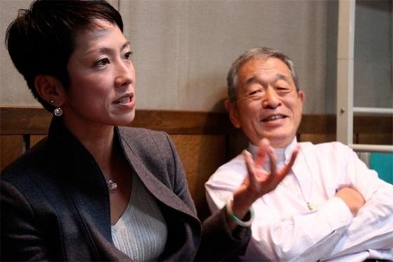 反日極左工作員の高野孟は、テレビ朝日の特集番組で、自分が蓮舫を北京大学に推薦して留学させ、日本の政界に送り込んだと自慢げに話していた
