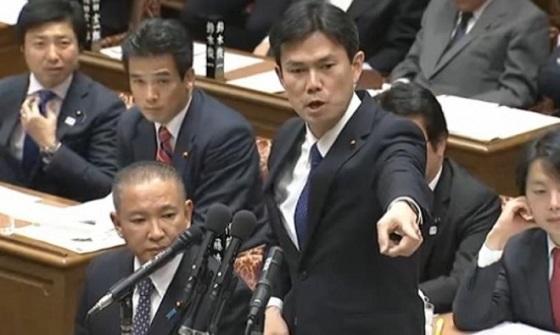 民進党の後藤祐一が女性職員に対してパワハラ!