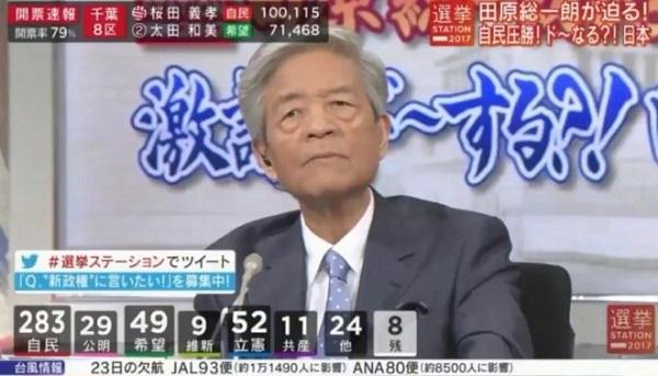 田原総一朗は、女子アナが「野党が酷すぎる」という視聴者意見を読み上げた途端に激怒して「野党が酷すぎるって何だよ!」と何度も繰り返し怒鳴った!