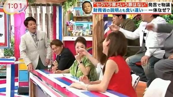 坂上忍が『バイキング』でセクハラ批判した直後に高橋真麻にセクハラ発言『真麻ちゃんは、なんでテーブルに…』